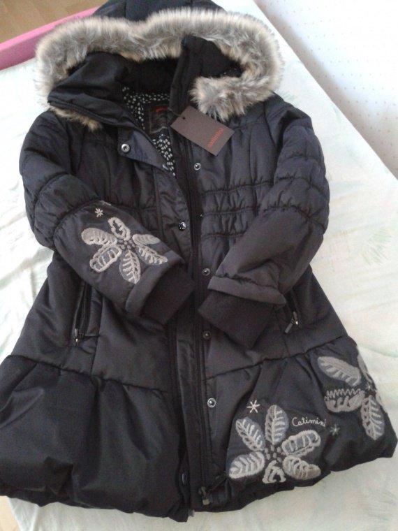Manteau fille 5 6 ans