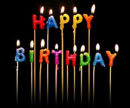 Bon anniversaire Shox !!!