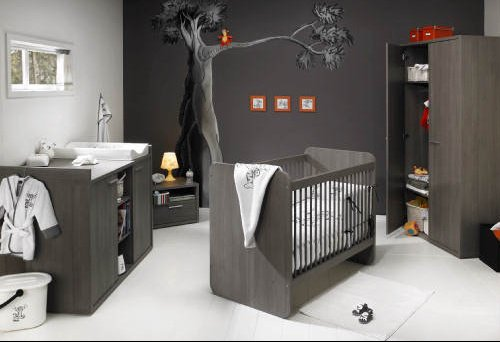 Beautiful Peinture Chambre Bebe Mixte Ideas - Home Decorating ...