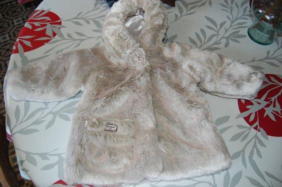 manteau confetti 30 €