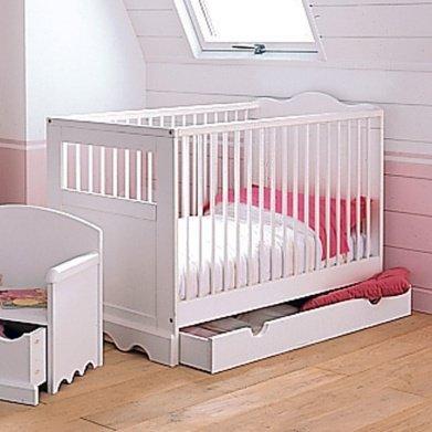 lit b b la redoute 300 chambre b b princess dream photos club doctissimo. Black Bedroom Furniture Sets. Home Design Ideas