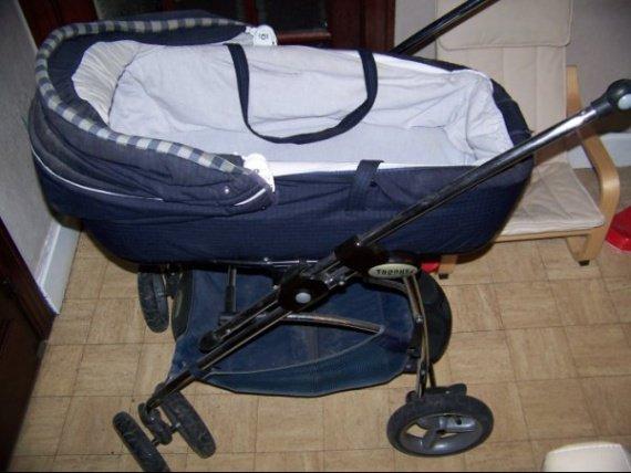 poussette bebe 2000