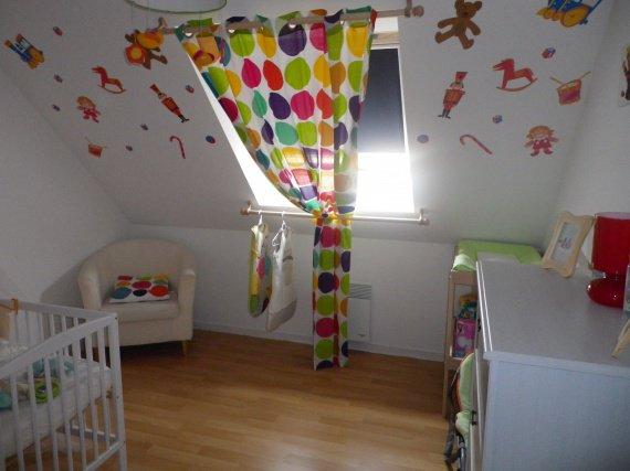 chambre bébé mansardée] - 100 images - idée de déco pour chambre d ...