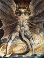 006[amolenuvolette.it]1806-1809 william blake, le grand dragon rouge et la femme habillée de soleil