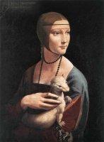 Vinci Dame à l'hermine