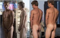 paul walker naked