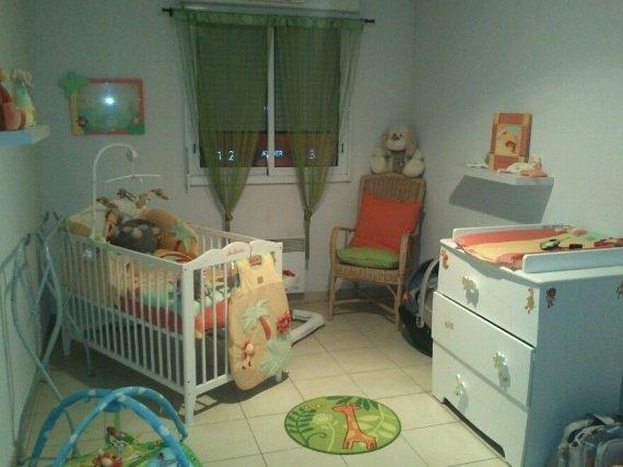 chambre de Lucho