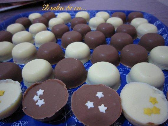 chocolat fourrés Batna