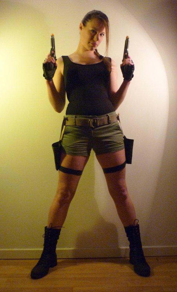 Se D Guiser En Lara Croft