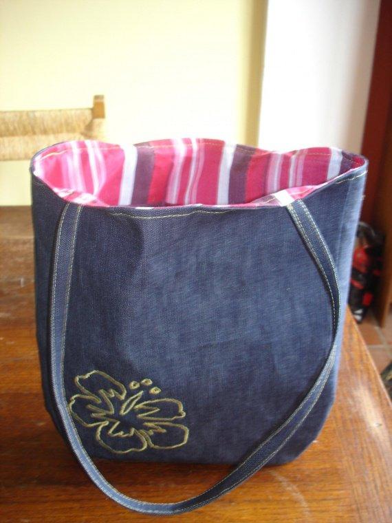 sac de plage 2 couture pas a vendre gaby39 photos club doctissimo. Black Bedroom Furniture Sets. Home Design Ideas