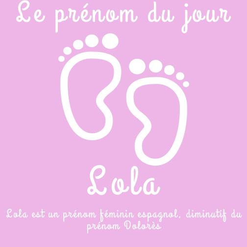 Lola 27 11 Prénom Du Jour Doctissimo Photos Club Doctissimo