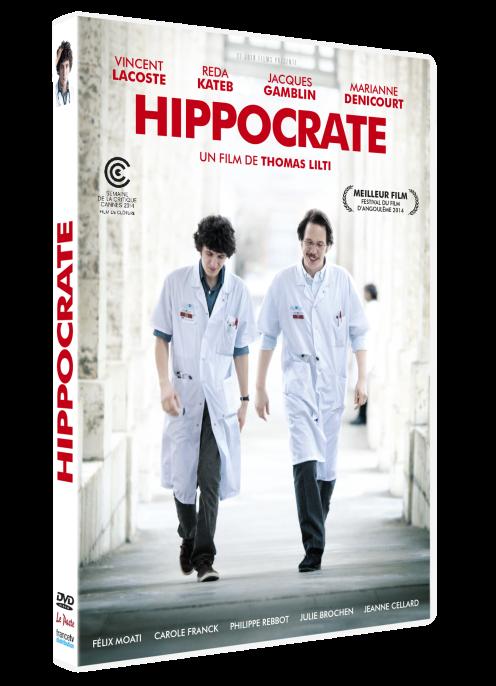 Concours - 10 DVD du film Hippocrate à gagner !