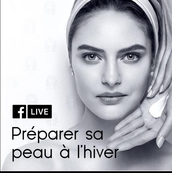 Facebook Live BeautyLab - Carita