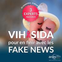 VIH-SIDA pour en finir avec les fake news
