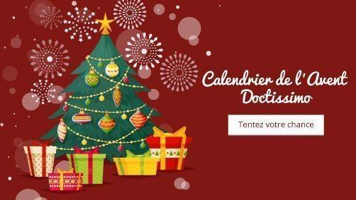C'est déjà Noël chez Doctissimo !