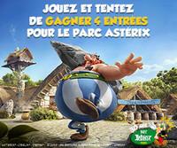 Jeu concours Parc Astérix