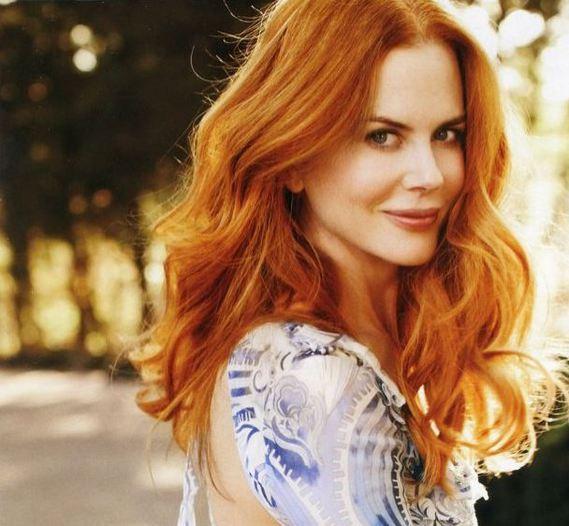 Du blond v nitien roux on fait comment coiffure et coloration forum beaut - Coloration blond venitien ...
