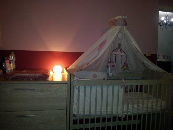 Coin b b dans la chambre des parent chambre de b b forum grossesse amp - Coin bebe chambre parents ...