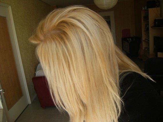 bisous 1940502737_1 couleur photo 068 img - Coloration Blonde Maison