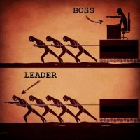 différence boss et leader