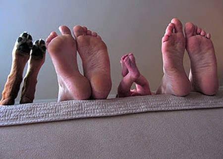la famille c'est le pied