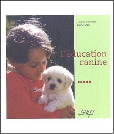 l'éducation canine de Thierry Bedossa