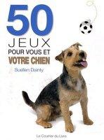 50 jeux pour vous et votre chien de Dainty et Ridley