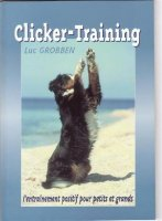 clicker training de Luc Grobben