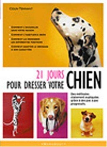 21 jours pour dresser votre chien de Colin Tenant