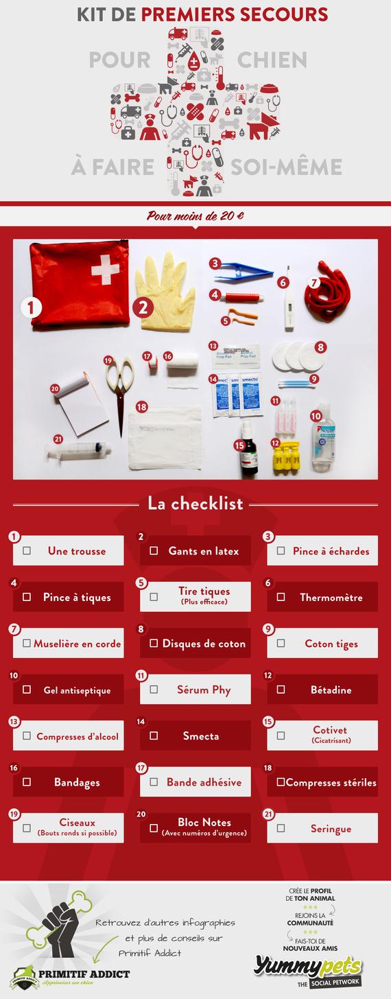 Kit 1er Secours