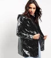 black-patent-rain-coat-