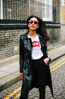 KAVITA-COLA-Sharp-Smart-Patent-Trench-and-Theory-Bag-and-Levis-T-15
