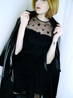 Vinyl-Coat-Star-Dress-Shot
