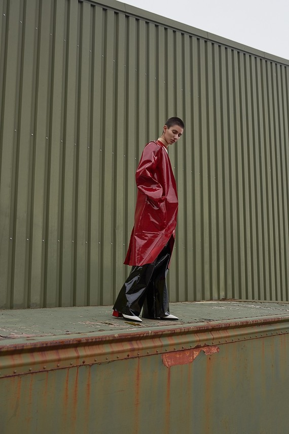 solace-london-safina-leather-coat-red-os1794-4