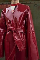 solace-london-safina-leather-coat-red-os1794-2