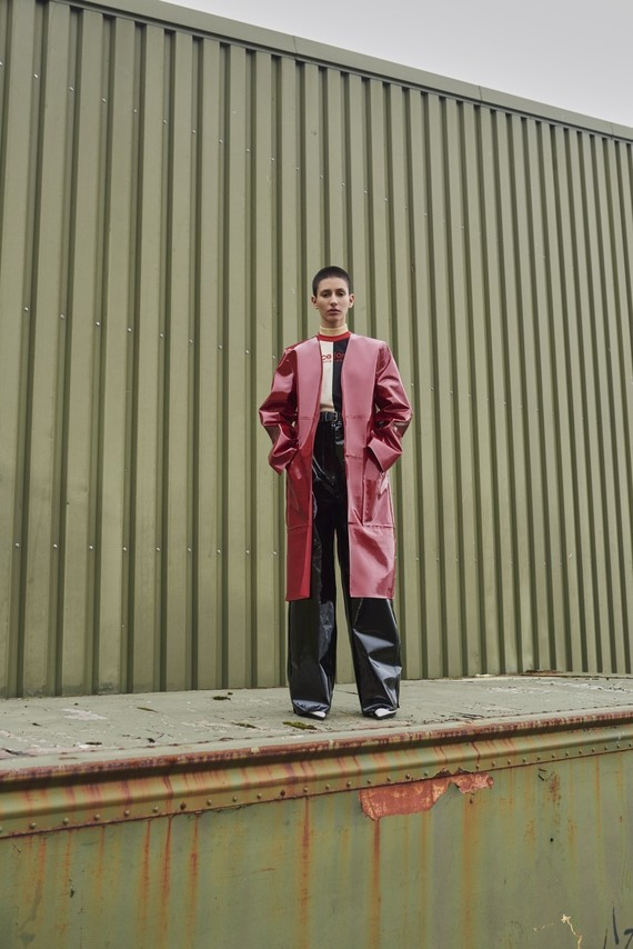 solace-london-safina-leather-coat-red-os1794-5