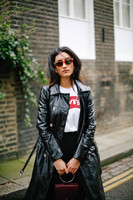 KAVITA-COLA-Sharp-Smart-Patent-Trench-and-Theory-Bag-and-Levis-T-9