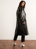 Justine_Black_Vinyl_Trench_Coat_Back