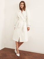 Justine_White_Vinyl_Trench_Coat_Front_Crop