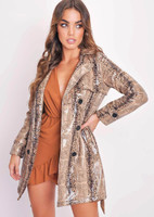faux-leather-snake-skin-print-trench-coat-beige-Riley-lily-lulu-fashion-3