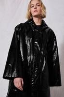 Boutique-Black-Coats-Vinyl-Raincoat-2
