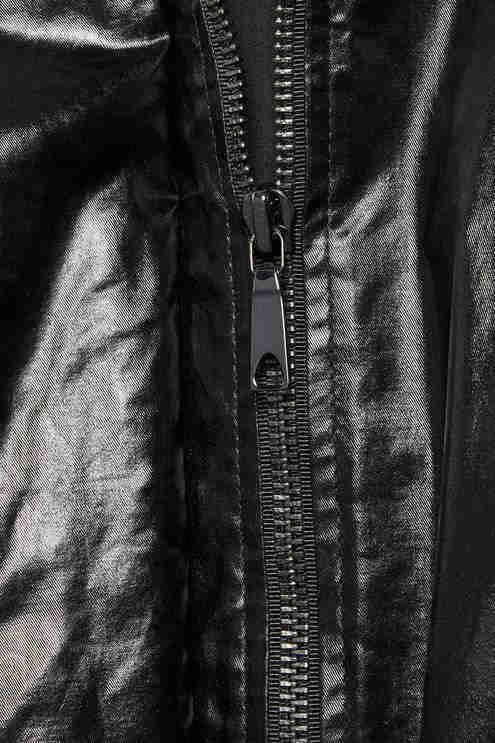 Boutique-Black-Coats-Vinyl-Raincoat-3