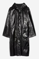 Boutique-Black-Coats-Vinyl-Raincoat-5
