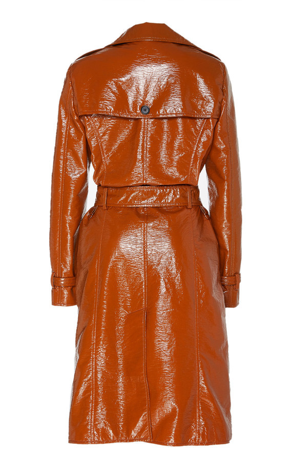 large_veronica-beard-brown-finnick-faux-patent-leather-trenc3h