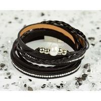 bracelet-manchette-mode-chic-aspect-cuir-et-strass-l38cm-fermoir-aimante-new-collection-76299