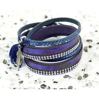 bracelet-manchette-mode-chic-aspect-cuir-et-strass-l38cm-fermoir-aimante-new-collection-76274