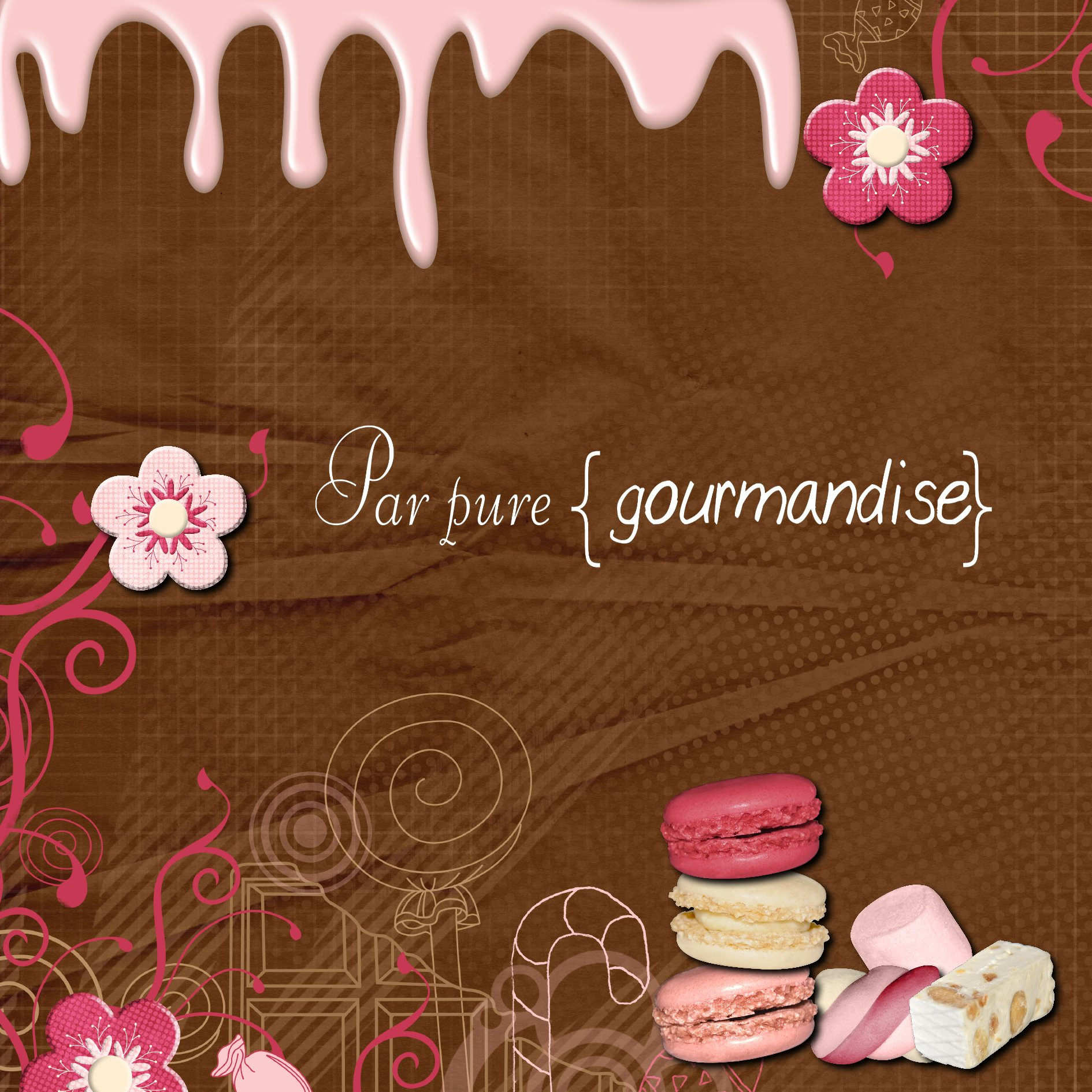 faire part par pure gourmandise collection gourmandise fossealex photos. Black Bedroom Furniture Sets. Home Design Ideas
