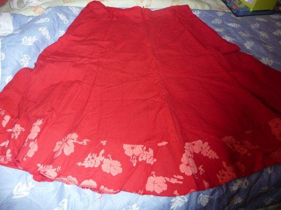 jupe taille 40 2 euros