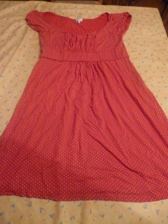 etam robe tunique T42 7 euros reserve