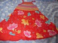 robe clayeux 6 ans : 10 euros
